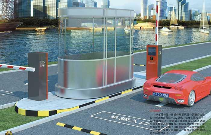 智能停车场管理系统地感线圈埋设注意事项!