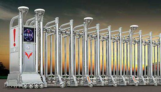 电动伸缩门保养和维护9大项目
