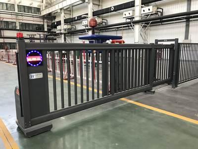 电动伸缩门应用于金阳电气