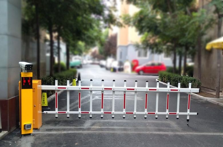 道闸的安装步骤