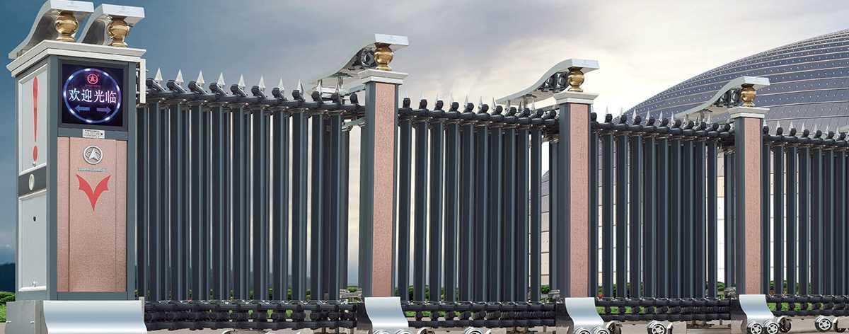 2011款欧雷克斯门电动伸缩门解决方案