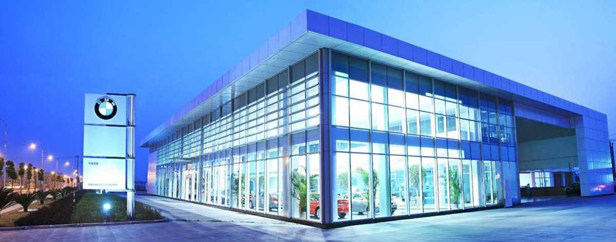 汽车4S店停车场管理系统解决方案