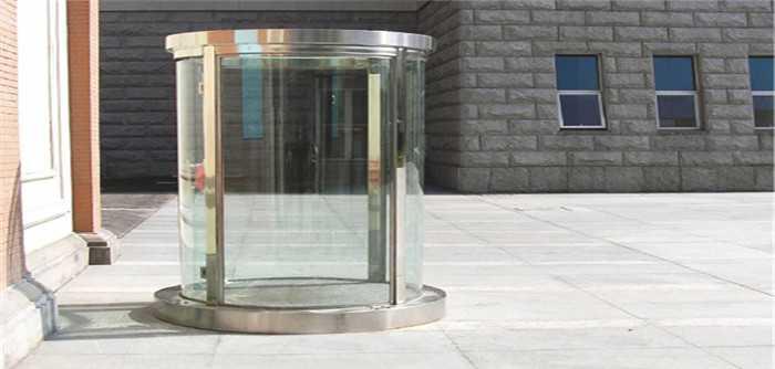 玻璃岗亭3