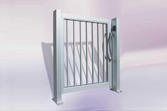 电动不锈钢小门