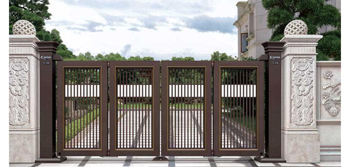 智能悬浮折叠门系列CMZD-1807