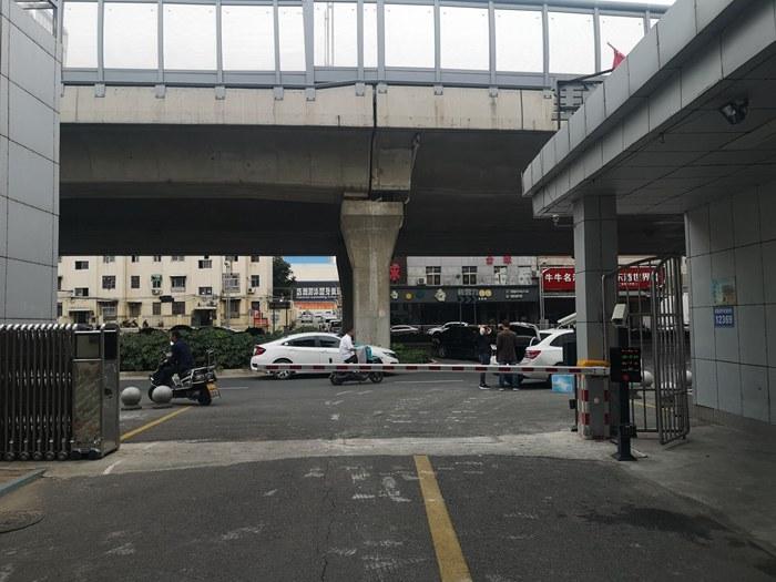车牌识别系统-郑州泵业有限公司
